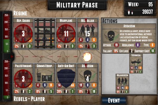 Endgame Syria Screenshot