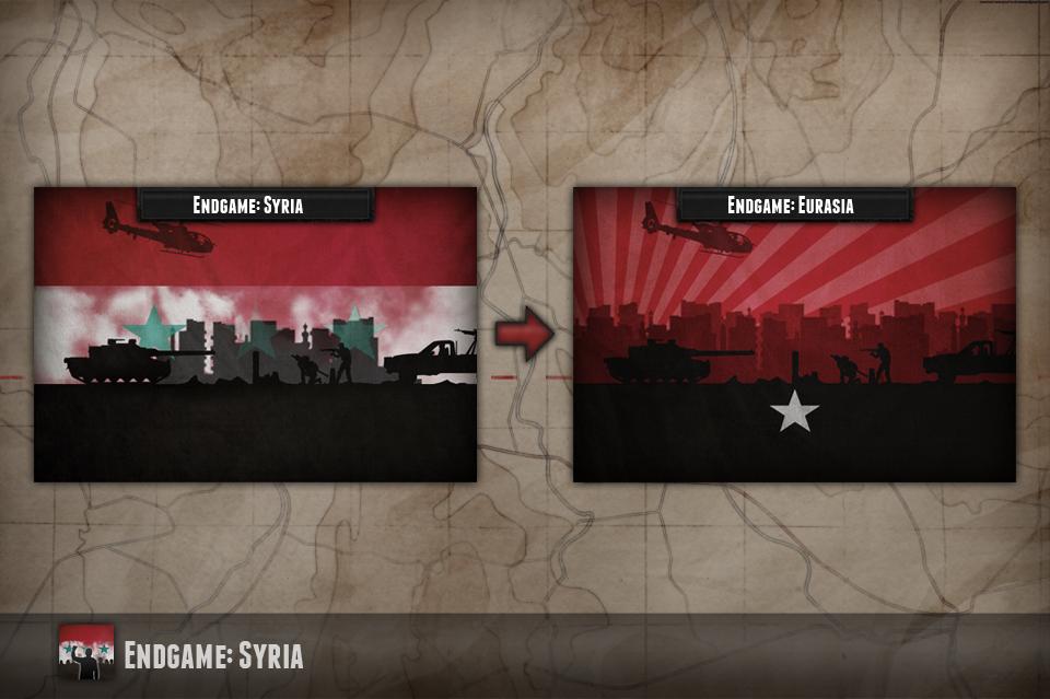 Endgame Syria to Eurasia