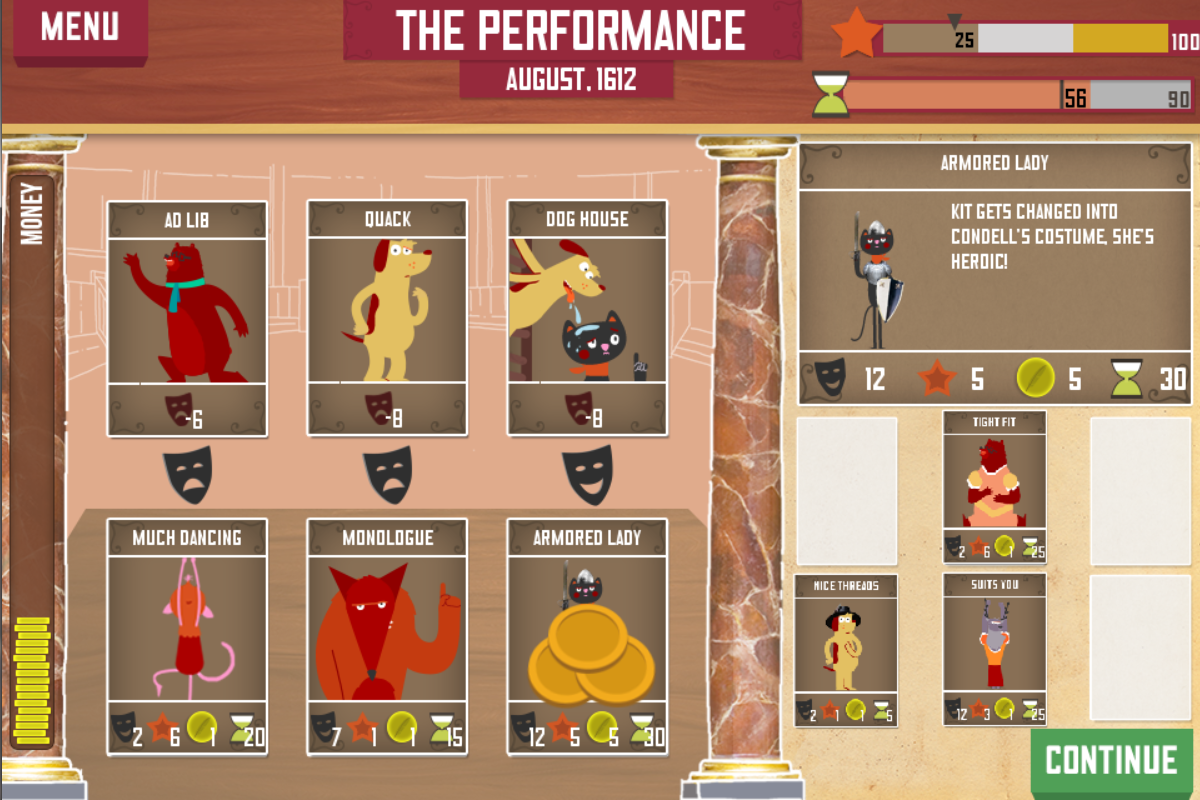 Hemmings Play Company Screenshot