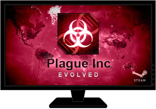 Plague Inc: Evolved Announcement Image